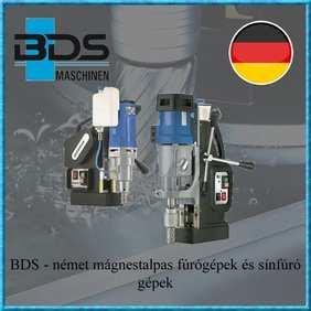 bds német mágnestalpas fúrógépek