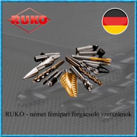 ruko német fémipari forgácsoló szerszámok